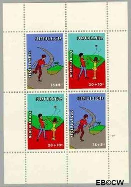 Nederlandse Antillen NA 600  1978 Kind en vrije tijd  cent  Postfris