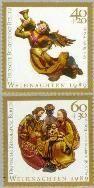 Berlin ber 858#859  1989 Beelden  Postfris