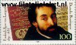 Bundesrepublik BRD 1503#  1991 Langenfeld, Friedrich Spoee von  Postfris
