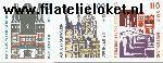 Bundesrepublik BRD 2187#2189  2001 Bezienswaardigheden  Postfris