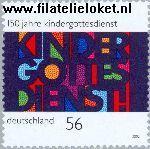 Bundesrepublik BRD 2256#  2002 Godsdienst voor kinderen  Postfris