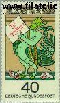 Bundesrepublik BRD 902#  1976 Grimmelshausen, H.J.C. von  Postfris