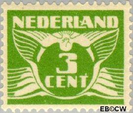 Nederland NL 175  1927 Vliegende Duif 3 cent  Postfris