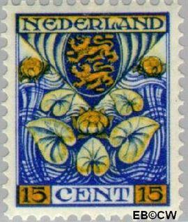Nederland NL 202  1932 Provinciewapens 15+3 cent  Postfris