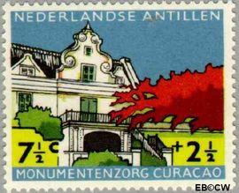 Nederlandse Antillen NA 299  1959 Monumentenzorg  cent  Postfris
