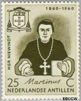 Nederlandse Antillen NA 313  1960 Sterfdag Niewindt 5 cent  Postfris