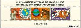 Nederlandse Antillen NA 624  1979 Vergadering P.A.H.O. 60 cent  Postfris