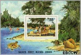 Nederlandse Antillen NA 925  1989 Kind en natuur  cent  Postfris