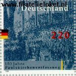 Bundesrepublik BRD 1967#  1998 Bruggen  Postfris