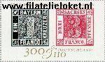 Bundesrepublik BRD 2041#  1999 Postzegeltentoonstelling IBRA München  Postfris