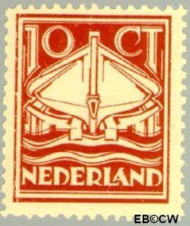 Nederland NL 140  1924 Ned. Reddingmaatschappij 10 cent  Postfris