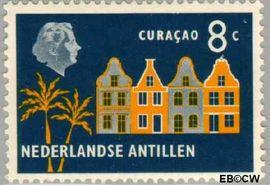 Nederlandse Antillen NA 277  1959 Landschappen  cent  Postfris