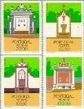 azo 377#380C Postfris 1986 Regionale architectuur
