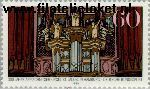 Bundesrepublik BRD 1441#  1989 Arp-Schniter orgel  Postfris