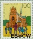 Bundesrepublik BRD 1675#  1993 Schulpforta  Postfris