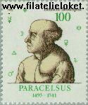 Bundesrepublik BRD 1704#  1993 Paracelsus  Postfris