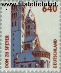 Bundesrepublik BRD 1811#  1995 Bezienswaardigheden  Postfris
