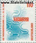 Bundesrepublik BRD 2009#  1998 Bezienswaardigheden  Postfris