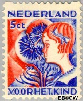 Nederland NL R95  1932 Kinderen en bloemen 5+3 cent  Gestempeld