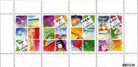 Nederlandse Antillen NA 1472  2003 Kinderzegels  cent  Postfris