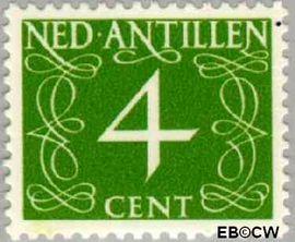 Nederlandse Antillen NA 216  1959 Type 'van Krimpen' 30 cent  Postfris