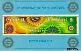 Nederlandse Antillen NA 651  1980 Rotary International 70 cent  Postfris