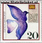 Bundesrepublik BRD 1388#  1988 Dag van de Postzegel  Postfris