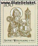 Bundesrepublik BRD 1762#  1994 Wolfgang, St.  Postfris