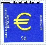 Bundesrepublik BRD 2234#  2002 Invoering Euro  Postfris