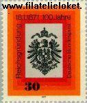 Bundesrepublik BRD 658#  1971 Stichting Rijk  Postfris