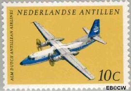 Nederlandse Antillen NA 404  1968 Vliegtuigen 30 cent  Postfris