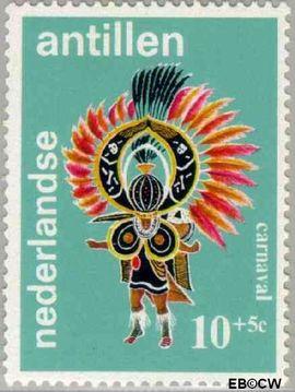 Nederlandse Antillen NA 410  1969 Folklore 75 cent  Postfris
