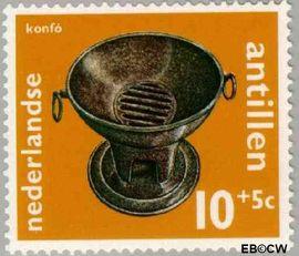 Nederlandse Antillen NA 436  1971 Voorwerpen 40+20 cent  Postfris