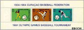 Nederlandse Antillen NA 775  1984 Sport 45 cent  Postfris