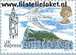 Gibraltar gib 1049#  2003 Expresse  Postfris