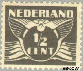 Nederland NL 169  1928 Vliegende Duif ½ cent  Postfris