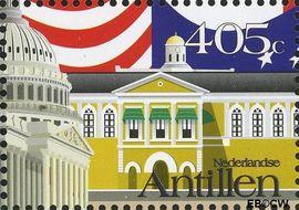 Nederlandse Antillen NA 1662a#  2006 Int. Postzegeltentoonstelling Washington  cent  Postfris
