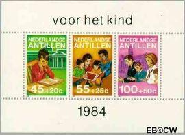 Nederlandse Antillen NA 797  1984 Lezen 45 cent  Postfris