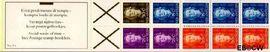 Nederlandse Antillen NA PB3Ar  1979 4x15, 3x20, 2x25, 1x30 cent  cent  Postfris