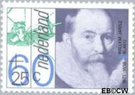 Nederland NL 1282  1983 Bekende personen 60+25 cent  Postfris