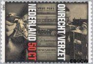 Nederland NL 1329  1985 Verzet en bevrijding 50 cent  Postfris