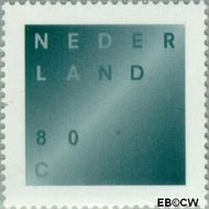 Nederland NL 1746#  1998 Rouwzegel  cent  Postfris