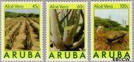 Aruba AR 37#39  1988 Flora  cent  Postfris