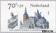Nederland NL 1328b  1985 Kerken 70+30 cent  Gestempeld