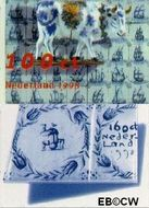 Nederland NL 1747#1748  1998 Priority  cent  Gestempeld