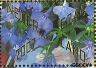 Nederland NL 2501  2007 Bloemetje cadeau 44 cent  Gestempeld