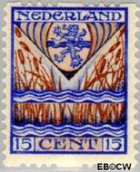 Nederland NL R81  1927 Wapens 15+3 cent  Gestempeld