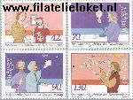 POR 1951#1954 Postfris 1993 Nautische instrumenten