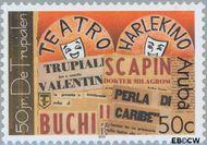 Aruba AR 298  2003 De Trupialen 50 cent  Gestempeld