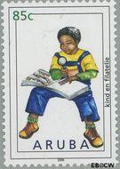 Aruba AR 353  2005 Kinderzegels 85 cent  Gestempeld